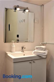 Hostal Bejar - Barcelona - Phòng tắm