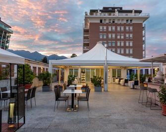 Agorà Palace Hotel - Biella - Патіо