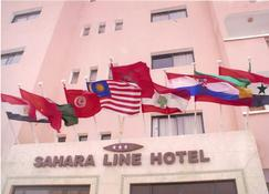 Sahara Line Hotel - Al-Ujun - Budynek