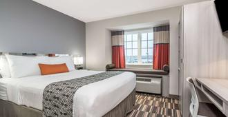 Microtel Inn & Suites By Wyndham Rochester South - Rochester - Bedroom