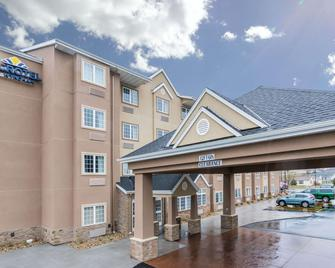 Microtel Inn & Suites By Wyndham Rochester South - Rochester - Gebäude