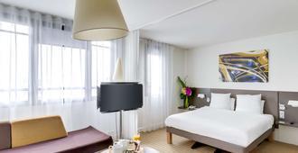Novotel Suites Paris Montreuil Vincennes - Paris - Schlafzimmer