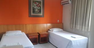 Athenas Plaza Hotel - Goiânia - Camera da letto