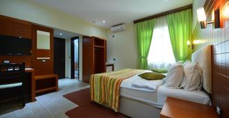 City Hotel Tirana - Τίρανα - Κρεβατοκάμαρα