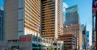 Sheraton New York Times Square Hotel - New York - Building