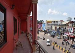 Les Parigots Guesthouse - Siem Reap - Ban công