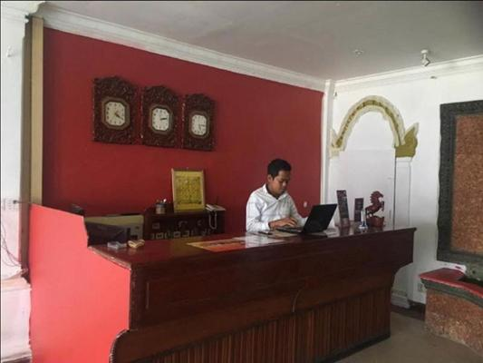 Les Parigots Guesthouse - Khett Siem Reab - Receptie