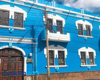 Villa Bonita - Риобамба - Здание