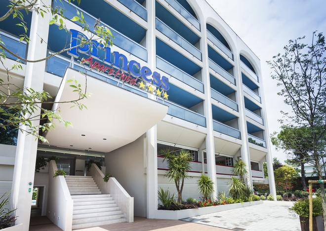 公主公寓酒店 - 聖米凱萊亞爾塔利亞門托 - 比比翁 - 建築