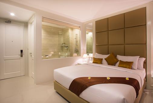 Amalfi Hotel Seminyak - Ντενπασάρ - Κρεβατοκάμαρα