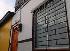 Apart Maxi - Arica - Vista del exterior
