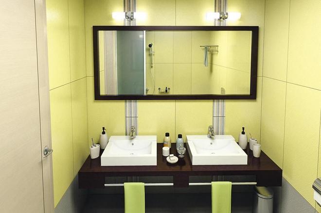 馬卡里溫泉套房酒店 - 雷西姆農 - 羅希姆諾 - 浴室