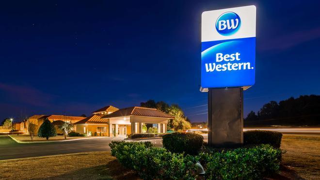 Best Western Milton Inn - Milton - Gebäude