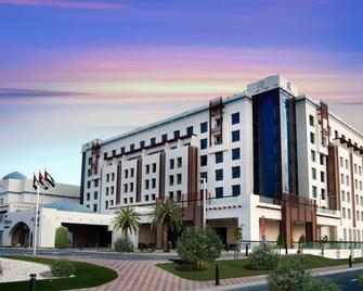 Hili Rayhaan by Rotana - Al Ain - Building