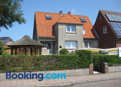 Hotel Pension Loose - Borkum - Building