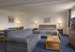 Super 8 by Wyndham The Dalles OR - The Dalles - Schlafzimmer