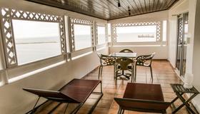 Napolitano Hotel - Santo Domingo - Dining room