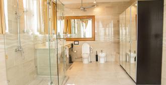 ナポリターノ ホテル - サントドミンゴ - バスルーム