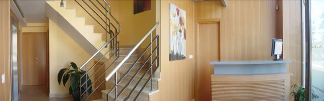 Hostal Acanto - Burgos - Stairs