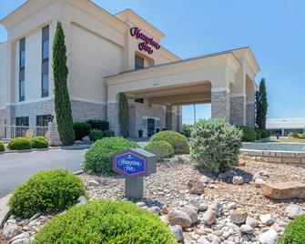 Hampton Inn Brownwood - Brownwood - Building