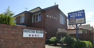 Kardinia Park Motel - Geelong - Building