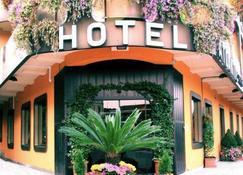 Hotel Atlantic - Arona - Gebäude