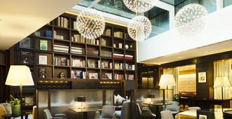米蘭斯卡拉酒店 - 米蘭 - 米蘭 - 休閒室