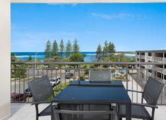 Joanne Apartments - Caloundra - Balcony