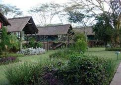 Sweetwaters Serena Camp - Nanyuki - Outdoors view