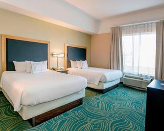 Springhill Suites Pueblo Downtown - Pueblo - Bedroom