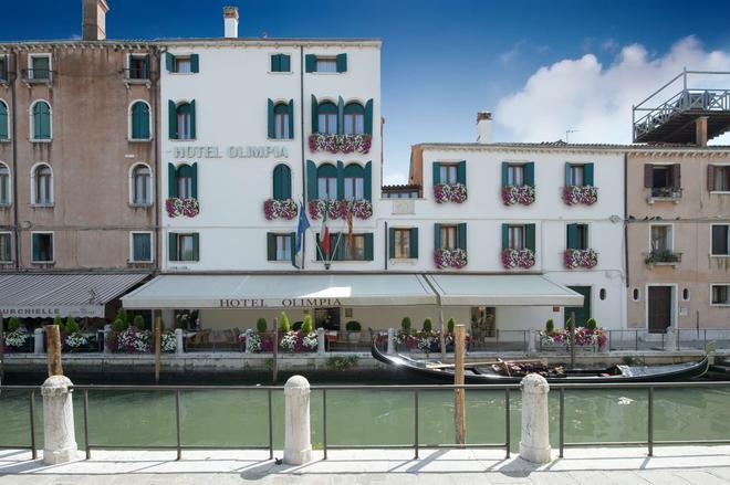 Hotel Olimpia Venice, BW Signature Collection - Venecia - Edificio
