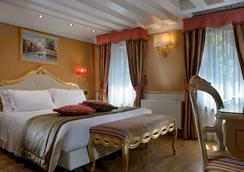威尼斯奧匹亞酒店 - 威尼斯 - 威尼斯 - 臥室