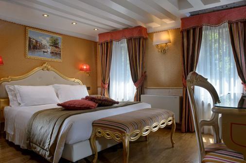 Hotel Olimpia Venice, Signature Collection - Venetsia - Makuuhuone