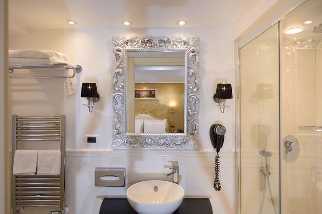 威尼斯奧匹亞酒店 - 威尼斯 - 威尼斯 - 浴室