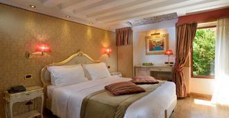 Hotel Olimpia Venice, BW Signature Collection - ונציה - חדר שינה