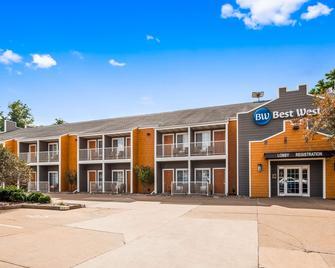 Best Western Galena Inn & Suites - Galena - Gebouw