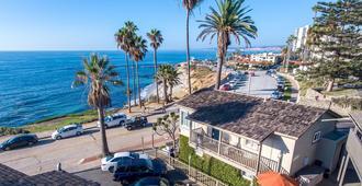 Scripps Inn - San Diego - Außenansicht