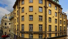 Grand Hotel Bohemia - Praha - Bygning