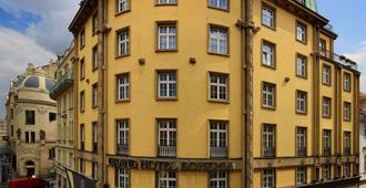 جراند هوتل بوهيميا - براغ - مبنى