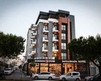 Papillonada Hotel - Kuşadası - Building