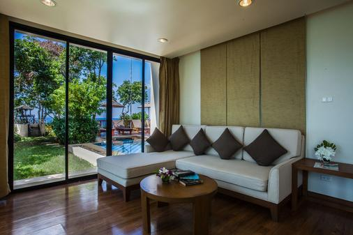 Crown Lanta Resort & Spa - Amphoe Ko Lanta - Wohnzimmer