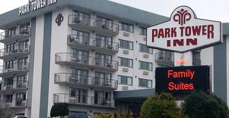 Park Tower Inn - Pigeon Forge - Gebäude