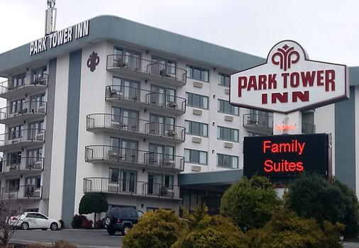 Park Tower Inn - Pigeon Forge - Rakennus