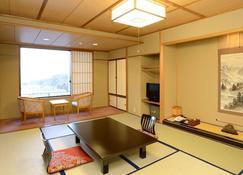 Ryokan Nakamatsuya - Ueda - Ruokailuhuone