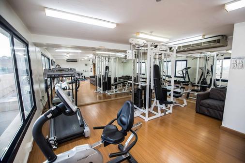 倫敦溪酒店公寓 - 杜拜 - 杜拜 - 健身房