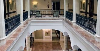 Hotel Cándido - Segovia - Resepsjon