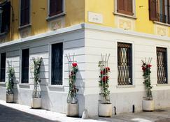 Residence Diaz - Como - Edificio