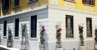 Residence Diaz - Como - Edifício