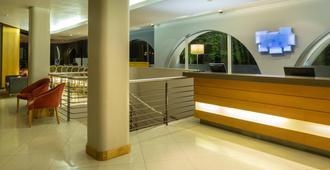 Holiday Inn Express Cape Town City Centre - Ciudad del Cabo - Recepción