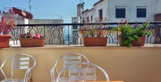 Hotel Maram - Tangier - Balcony